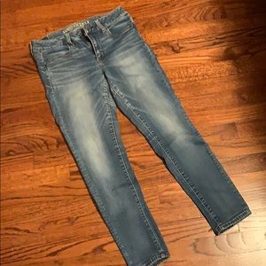 American Eagle Outfitters Jeans - AMERICAN EAGLE Jeans -super stretch! Like new!